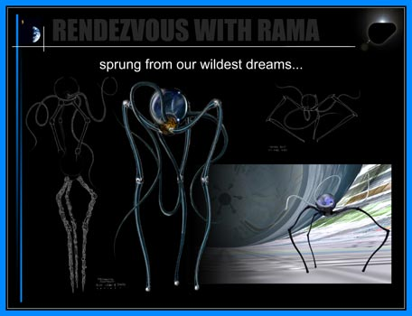 Rendezvous With Rama: sprung from our wildest dreams ...